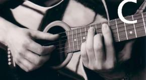 Аккорды C, Cm, C7, C6, Cm6 на гитаре