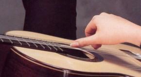Переборы на гитаре для начинающих
