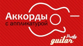Аппликатура аккордов A, Am, A7, A6, Am6, A+5, Amaj7, Am7, Adim для гитары в картинках
