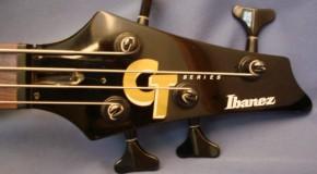 Настройка бас гитары