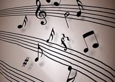 «Два старинных танца», ноты для начинающих